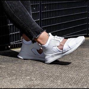 Puma x Fenty Rihanna White Sneakers